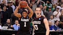 Harvard pulls off historic upset
