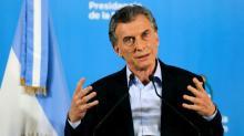 Argentina superará tormenta y volverá a crecer en 2019, dice Macri