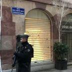 French Police Hunt for Strasbourg Market Gunman