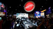 Mattel reports surprise rise in North America sales, shares jump