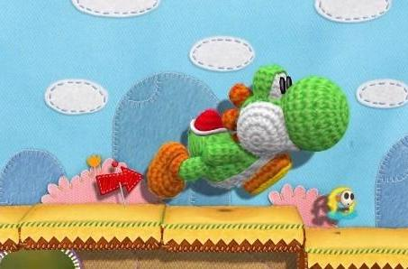 Yoshi Wii U game by Kirby's Epic Yarn team announced