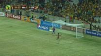 Streaker hits back of net at Cup of Nations