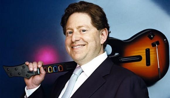 CE-Oh no he didn't! Part LXIII: Bobby Kotick says Guitar Hero going plug-and-play, developers kept in state of 'skepticism, pessimism, and fear'