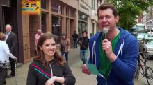 Anna Kendrick Thinks Like Katy Perry's Cat on 'Billy on the Street'