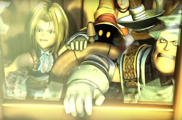 'Final Fantasy IX' is headed to PCs and phones next year