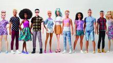 Depois da Barbie, chegou a vez do Ken ganhar diferentes biótipos e tons de pele