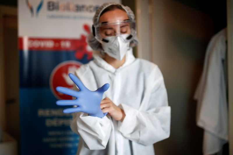 Coronavirus: Plus de 11.000 cas supplémentaires en France en 24 heures