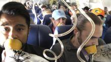 Muchos pasajeros del avión averiado de Southwest tenían las máscaras de oxígeno mal colocadas durante el aterrizaje de emergencia