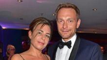 Ehe-Aus: Christian Lindner und Dagmar Rosenfeld gehen getrennte Wege