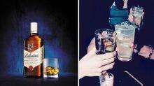 Sextou: whisky Ballantine's Finest em promoção