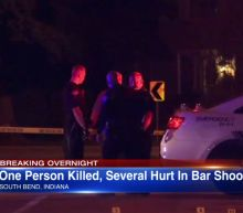 1 killed, 10 injured in shooting at bar in South Bend, Indiana