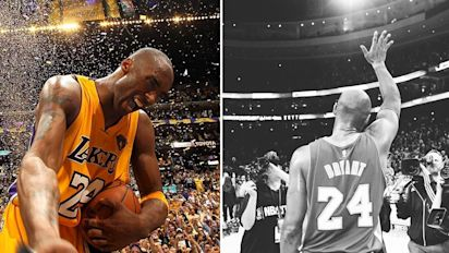 Tributes flow for Kobe Bryant after tragic death