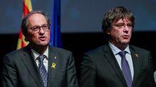 """Vox pide este lunes en el Supremo la """"detención inmediata"""" de Torra tras apelar a la vía eslovena para Cataluña"""