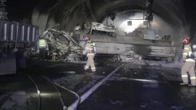 南韓30車連環撞 至少2死38傷