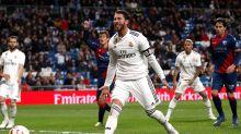 La sentida baja de Sergio Ramos