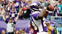 Adrian Peterson's unpredictable opener