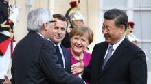 França e China reiteram seu apoio à reforma da OMC