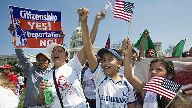 Gain or drain? Debate over cost of immigration reform