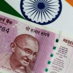 Rupee retreats from six-month high on China border tensions