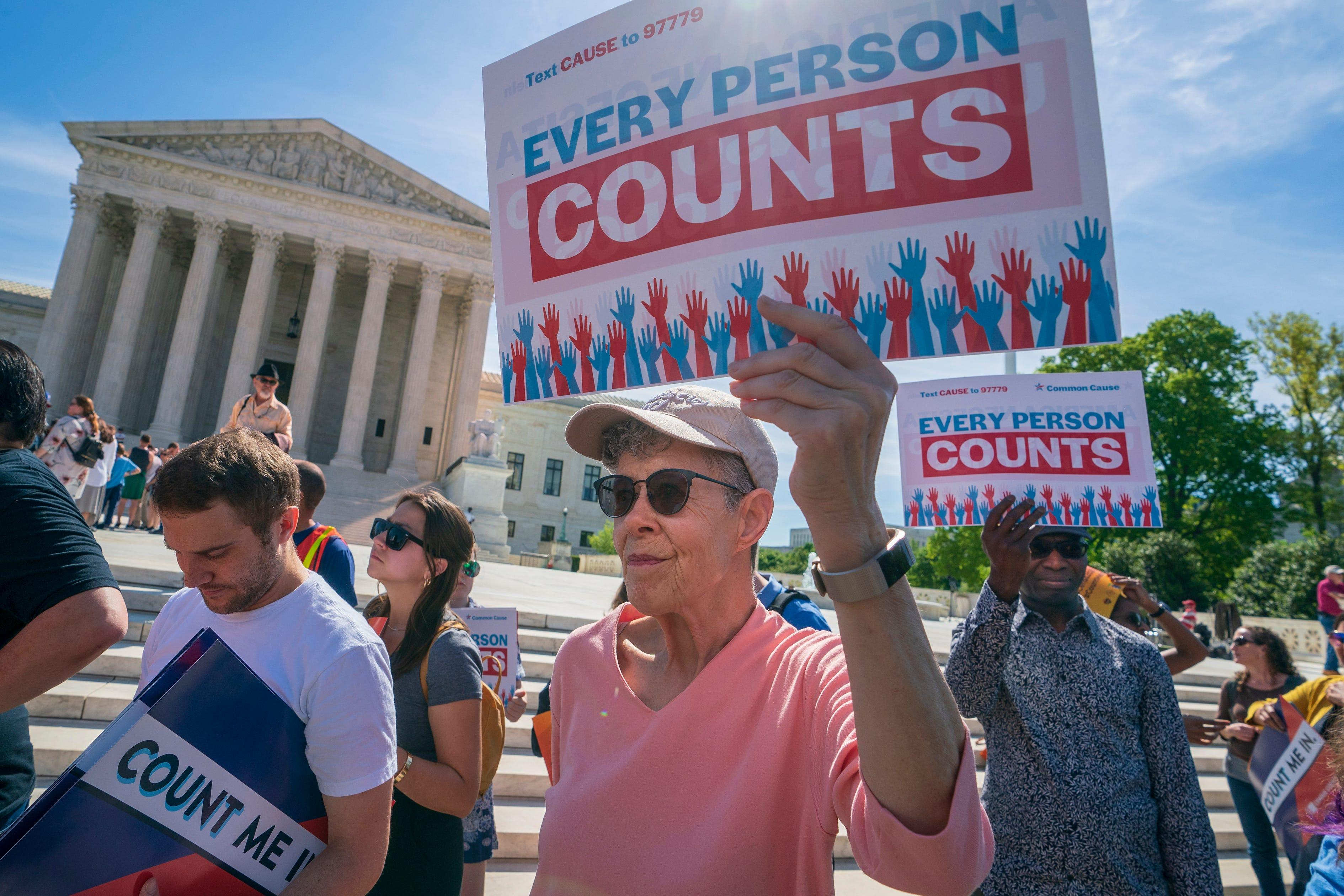 Hey Donald Trump, another court just saw through your census citizenship question charade