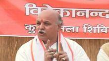 Divide in Vishwa Hindu Parishad Over Pravin Togadia Issue