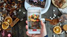 Can this app write the perfect Instagram caption?