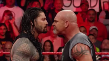 Roman Reigns Takes Dig at Bill Goldberg's Entrance Ritual on Twitter, WWE Superstar Responds