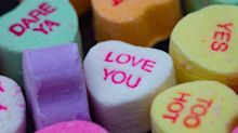 Valentine's Day candy Sweethearts spike in popularity on Amazon amidst supply shortage