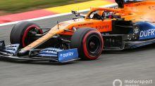 Sainz perde GP da Bélgica por problema no escapamento da McLaren