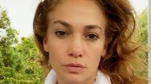 Jennifer Lopez y el 'selfie' recién levantada que ha revolucionado las redes