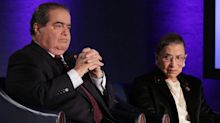 Justice Antonin Scalia's Son Reflects on Late Father's Close Friendship with Ruth Bader Ginsburg