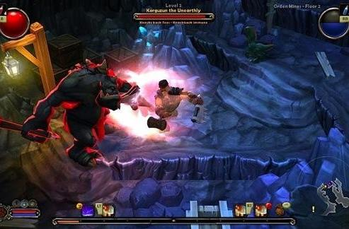 Runic: No subscription for Torchlight MMO