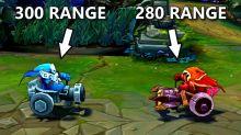 Seit der Alpha?! Blaue Cannon-Minions haben mehr Reichweite