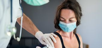 Vaccinated folks, stay away from test: Scientists