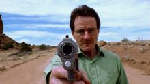 "Bryan Cranston would cameo as Walter White in Better Call Saul ""in a second"" if asked"