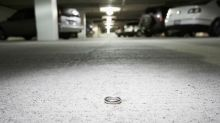 A series of crazy coincidences lead a woman back to her lost diamond ring