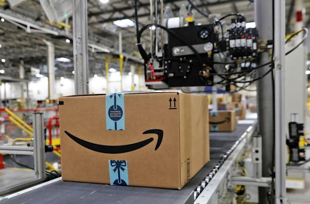 Amazon wants half of its shipments to be carbon-neutral by 2030