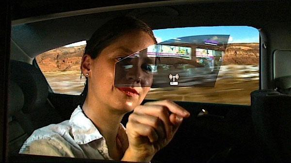 GM teams with Future Lab on interactive Windows of Opportunity, MI:4 tech lives on