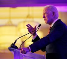 Joe Biden tells crowd 'I'm a candidate for the United States Senate' in confused campaign speech