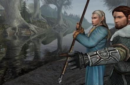 Lord of the Rings Online fans clean up old models