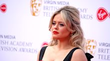 Emily Atack says she had to end relationship with a married couple when they both fell for her