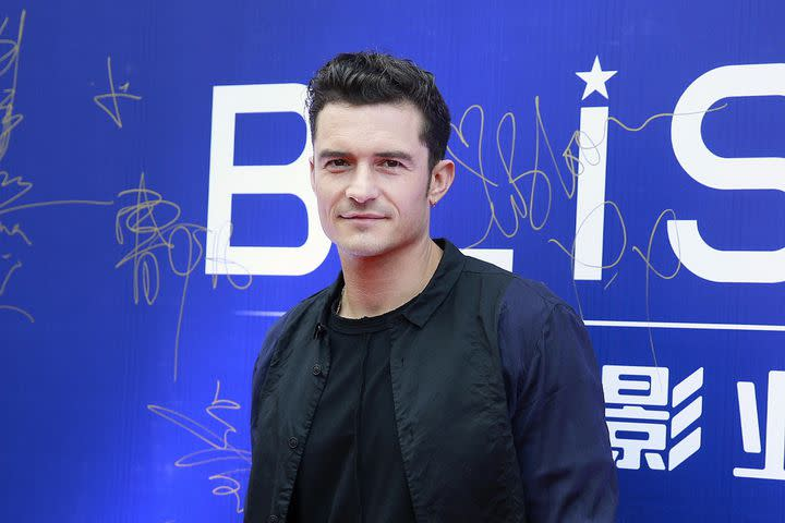 Orlando Bloom Was Surprised by Nude Paddle Boarding Photos