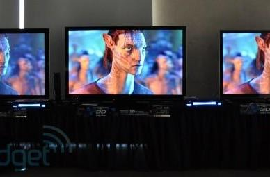 Eyes on with the VT30, Panasonic's flagship 3D plasma