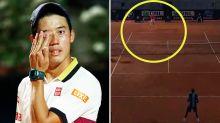 'Oh my God': Tennis world stunned by blackout drama