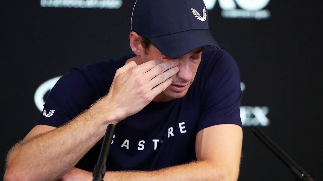 Injury-ravaged Andy Murray drops big Wimbledon hint