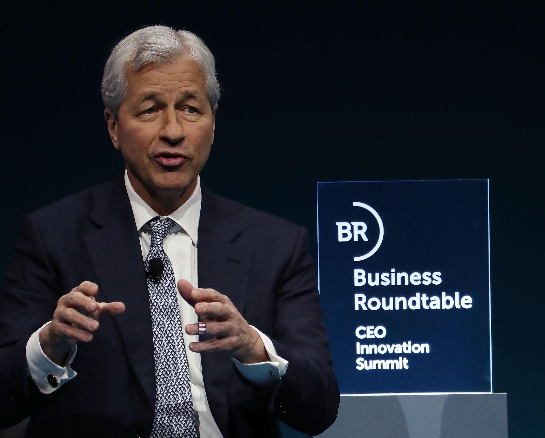 JPMorgan's Jamie Dimon backs path to citizenship for ...