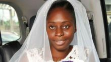 The Bare-Faced Bride: Woman Chooses Not To Wear Make-Up On Her Big Day, Goes Viral