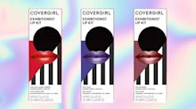CoverGirl Just Dropped Seven Limited-Edition Exhibitionist Lip Kits