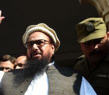 Mumbai attack 'mastermind' arrested as Imran Khan prepares to meet Donald Trump