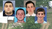 Pennsylvania cousins plead not guilty in alleged murders of 4 men